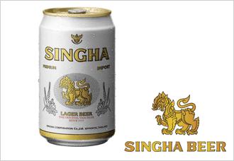 泰國SINGHA啤酒